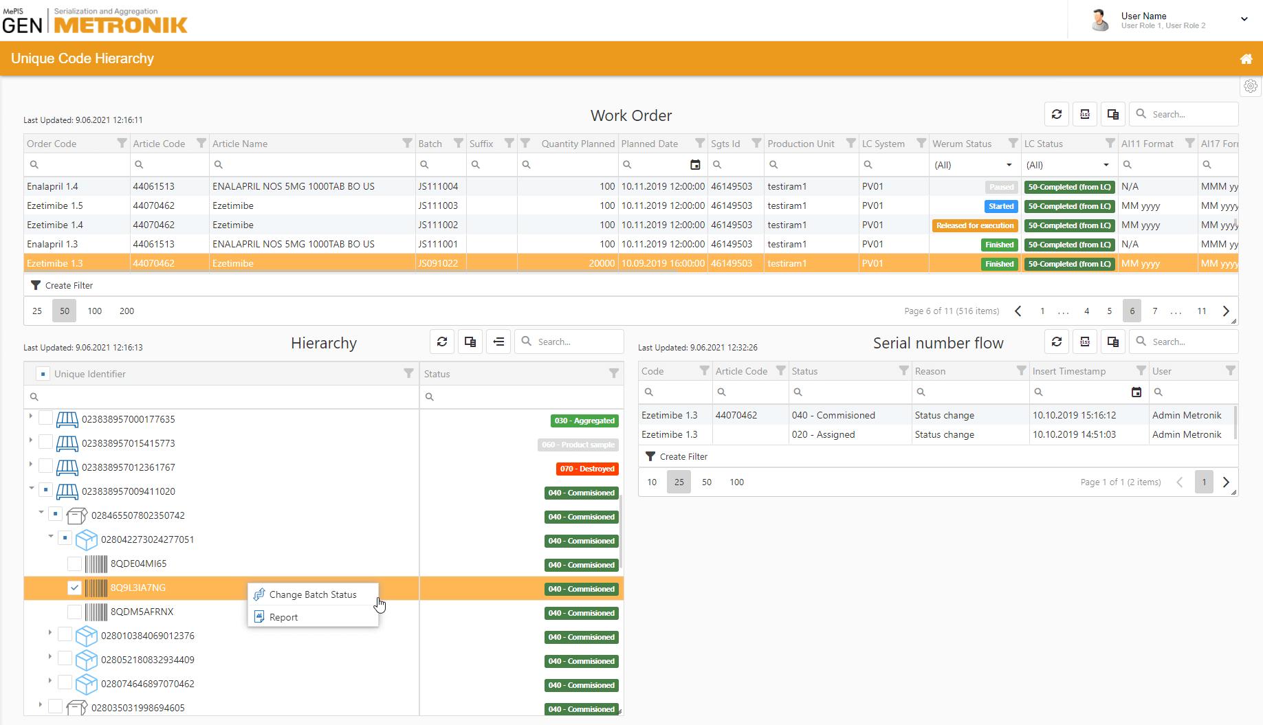 metronik-serialization-user-interface